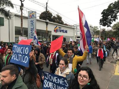 Sitrande y central obrera inician mañana movilizaciones contra acta bilateral