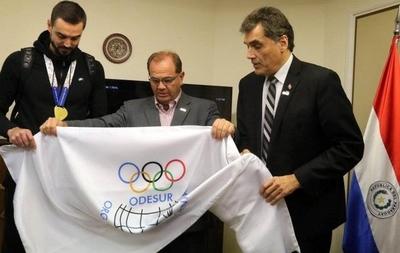 HOY / ODESUR reabre el proceso de candidaturas para los Juegos de 2022