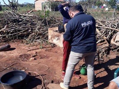 Capturan a sospechoso de asesinato en matadero municipal en Misiones
