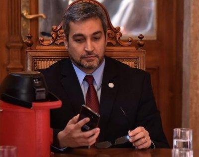 Mario Abdo cancela viaje a Turquía en medio de polémica por acuerdo