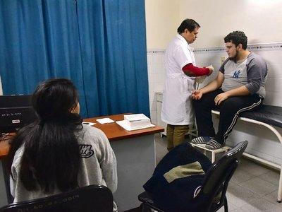 Solo para ellos: Loma Pytã tiene un consultorio exclusivo para varones