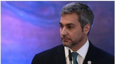 """""""Presión ciudadana le hizo dar marcha atrás a Mario Abdo"""", asegura senador"""