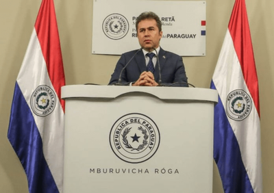 GOBIERNO DA MARCHA ATRÁS Y SOLICITA ANULACIÓN DEL ACUERDO CON BRASIL.