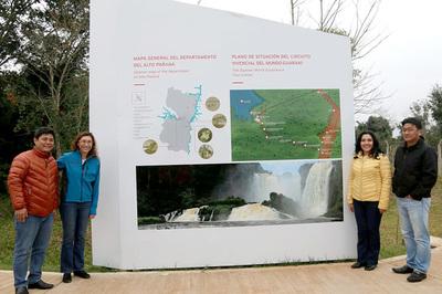 Yguazú apunta a convertirse en un gran atractivo turístico en Alto Paraná