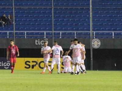 San Lorenzo dió la nota y derrotó a Cerro Porteño