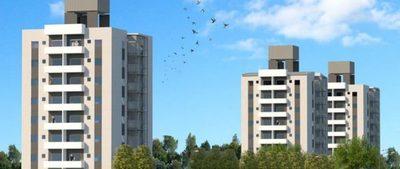 Gobierno continuará con la construcción de viviendas en complejo de Roque Alonso