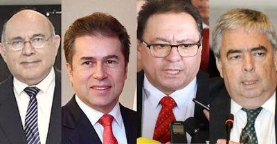 Marito aceptó la renuncia de los responsables del Acuerdo sobre Itaipu