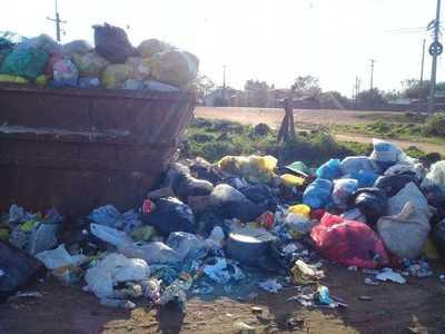 Declaran emergencia sanitaria, como antesala a privatización de recolección de basuras