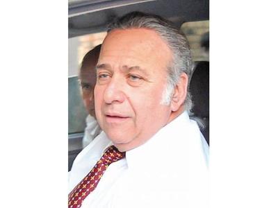 González Daher con cita para la revisión