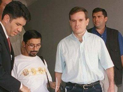 Arrom, Martí y Colmán entraron ilegalmente al Uruguay