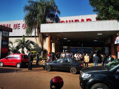 Jueza defiende devolución de la terminal de CDE a empresa privada