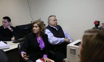 González Daher y su hijo con arresto domiciliario
