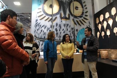 Circuito Vivencial del Mundo Guaraní transporta a visitantes al ámbito nativo