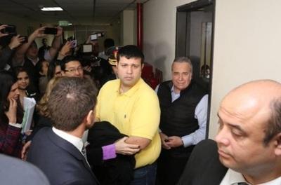 González Daher es beneficiado con arresto domiciliario