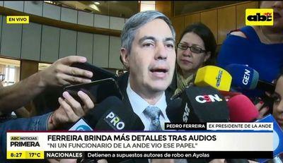 Denuncia que Brasil extorsionó a Paraguay