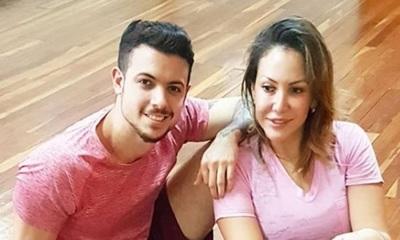 Ruth Alcaraz dice que le quieren quitar su bailarín