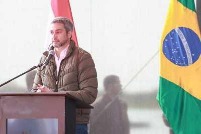 Mario Abdo se enreda en un laberinto brasileño a un año en el poder