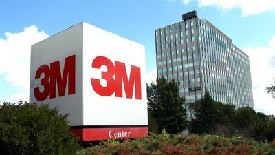 Multinacional 3M ganó US$ 2.018 millones hasta junio, un 18% menos