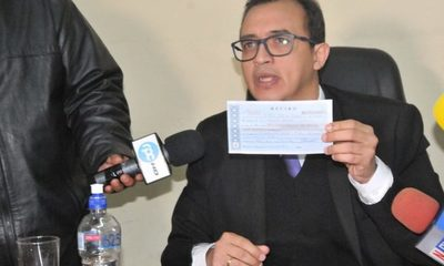 JEM sigue dilatando suspensión  de juez zacariista Marino Méndez