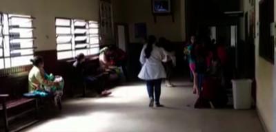 Niña de 13 años hospitalizada por aborto