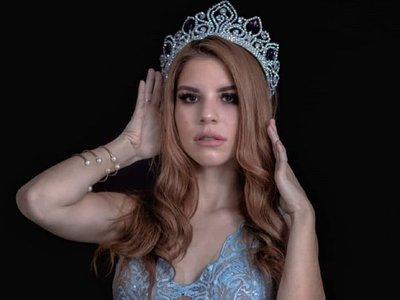 Emiten orden de captura contra reina de belleza de Guairá
