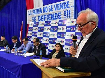 PLRA responsabiliza a Mario Abdo de acuerdo con Brasil