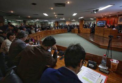 """Buscan """"eliminar el negocio de las paradas"""" en ciudad de Asunción"""