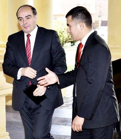 Antonio Rivas Palacios  jura hoy como nuevo canciller