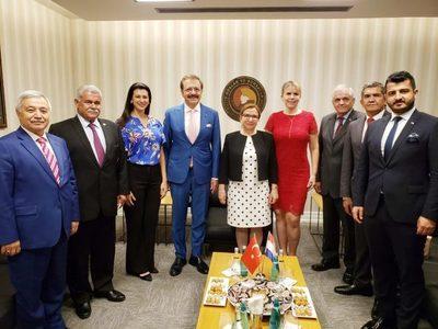 Paraguay y Turquía fomentan inversiones