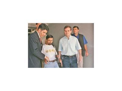 Juez reitera la captura  para Arrom, Martí y Colmán