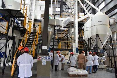 Elaboración industrial de alimentos balanceados
