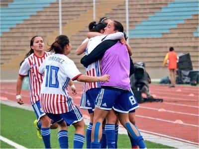 La Albirroja femenina logra un triunfazo en Lima
