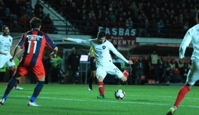 Cerro Porteño saca importante empate de visita