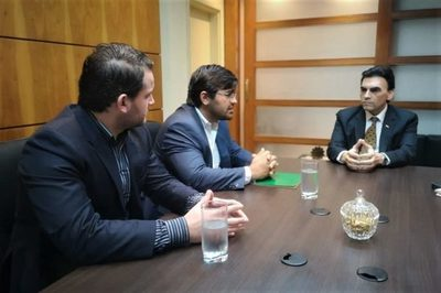 Municipio de Caaguazú busca alianzas estratégicas para el desarrollo de la comunidad
