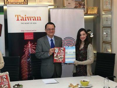 Profesionales gastronómicos con capacitación en Taiwán