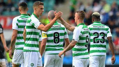 Estrella y Celtic avanzan en Champions