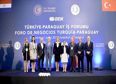 Buscan más conexión con Turquía a través de vuelos directos