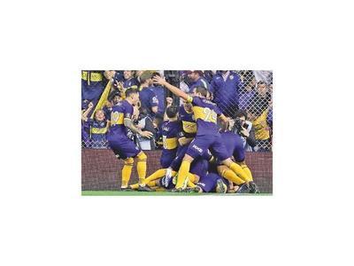 Pasan Boca, Inter y el Fla