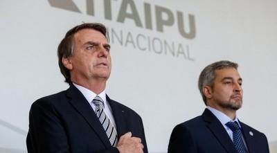 """En un intento de """"salvar""""a Abdo, Bolsonaro decide dejar sin efecto acta bilateral"""