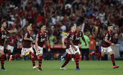 HOY / Flamengo clasifica en penales y medirá en cuartos de final al Inter