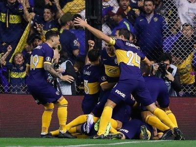 Boca gana de local y se cita con Liga de Quito