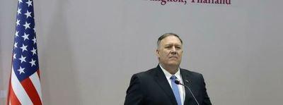 Pompeo aboga por dialogar con Corea del Norte tras el lanzamiento de misiles