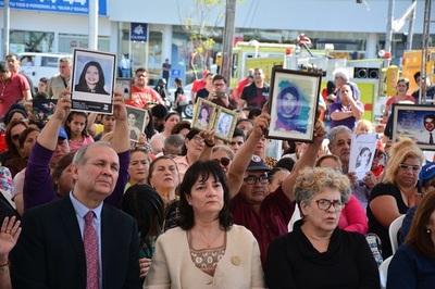 Familiares recuerdan aniversario de incendio y siguen pidiendo justicia