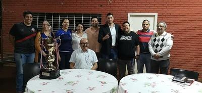 Federación Paranaense de básquetbol con nuevas autoridades