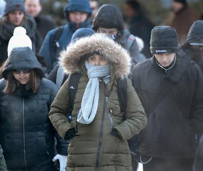 ¡Vuelve el frío!