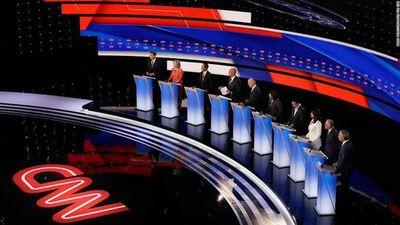 Biden favorito e izquierda afianzada: lo que dejó el debate demócrata en EEUU
