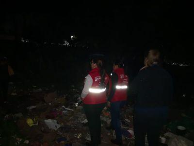 Rescatan a niños indígenas que eran explotados en Luque