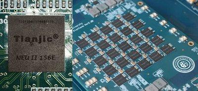 Crean un chip inspirado en el cerebro capaz de mover una bicicleta autónoma