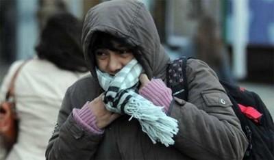 Pronóstico del tiempo: vuelve el frío