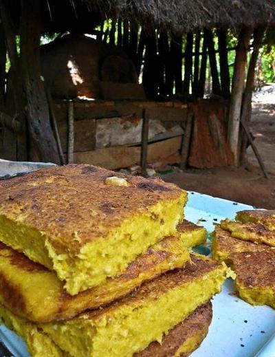 Receta de nuestra sopa paraguaya